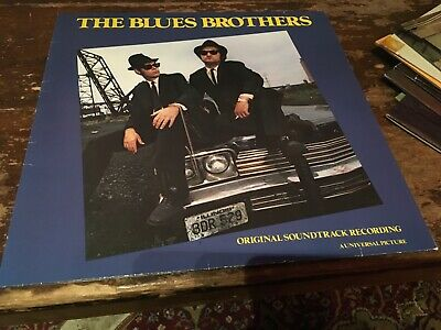 Atl 50715 Movie Soundtrack, The Blues Brothers, 1980