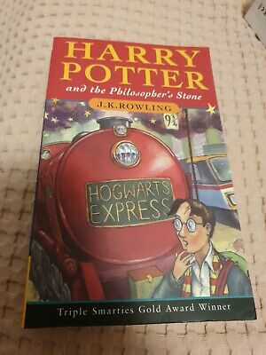 Harry Potter and the Philosopher's Stone J.K. Rowling Hogwarts