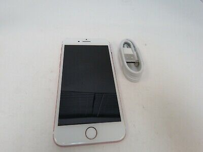 Apple iPhone 7 - 32GB - Rose Gold (Unlocked) A1778 (GSM) Smartphone (7380)