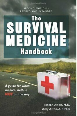 The Survival Medicine Handbook: A Guide for When Help(E-B00-K+Best Service+2020)