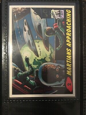 1994 Mars Attacks Archives - 1st Day Bundle (15 1st Day Cards)