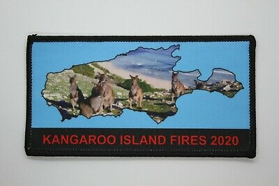 South Australia Kangaroo Island Fires Patch 2020