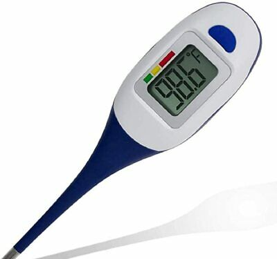Electronic Digital Oral  LCD Thermometer for Adults & Kids Mouth Temperature