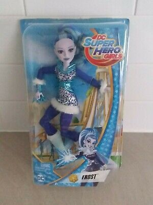 Dc Super Hero Girls - Frost - Brand New Deluxe Doll