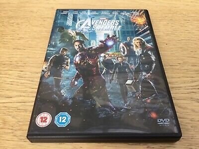 Marvel Avengers Assemble DVD (2012)