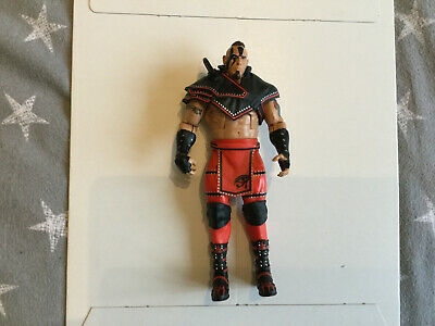WWE Ascension Mattel Elite Shoulder Pads Armor Accessory Jakks Figure Prop 1:12