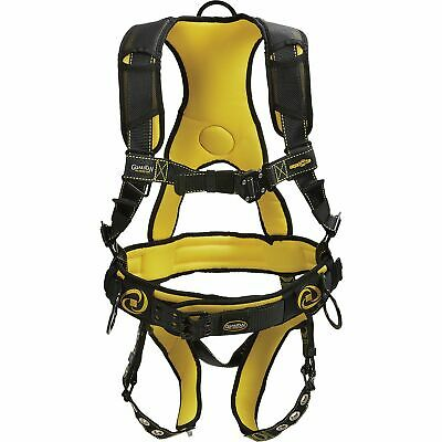 Guardian Fall Protection Cyclone Construction Harness - Small