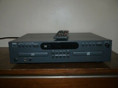 NAD Compact Disc Recorder C 660 with Remote
