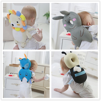 Baby Anti-Fall Toddler Safety Helmet Head Protection Pad For Walking Crawling