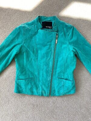 Designer Girls Suede Jacket. Age 7 To 8