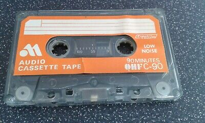 Code Ref A22 Hf  Audio    90       Blank        One Cassette  Music Tape