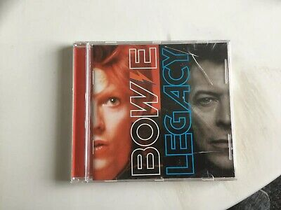 "David Bowie "" Legacy (Single Album Version) "" Cd"