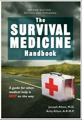 The Survival Medicine Handbook: A Guide for When Help..🔥[P-D-F]🔥Fast Delivery