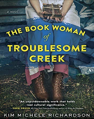 The Book Woman of Troublesome Creek by Kim Michele Richardson EB00k ✅P-D-F✅