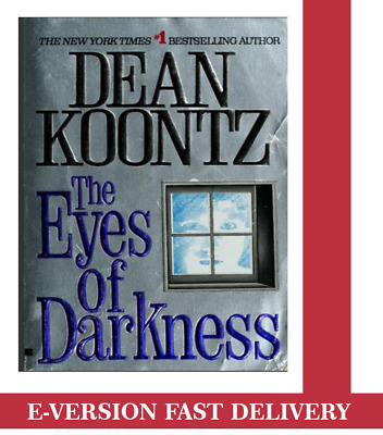 The Eyes Of Darkness By Dean Koontz 1981 ✅P.D.F📕Instant Delivery