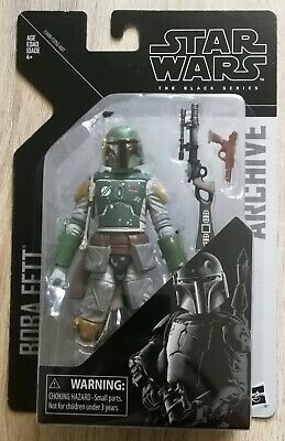 "Star Wars The Black Series BOBA FETT Archive (6"" inch figure)"