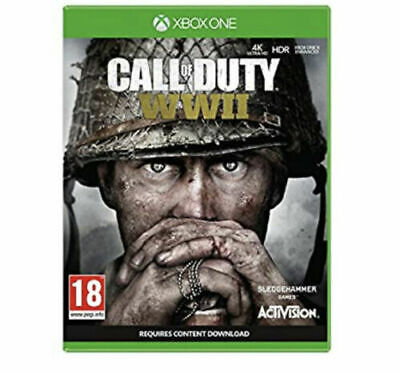 Xbox One Call of Duty WW2 - Playable in All Region Codes all Languages!WOW!SAVE!