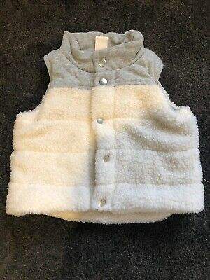 Seed baby vest warm Size L Size 12-18 Months Size 1-2 Brand New