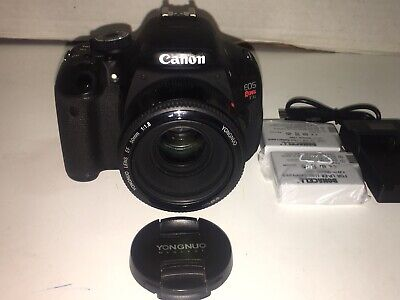 Canon Rebel EOS T3i Digital DSLR Camera
