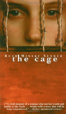 Sender, Ruth Minsky-The Cage BOOK NEW