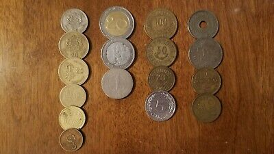 MOROCCO, ALGERIA, TUNISIA, AND EGYPT - lot of coins from North Africa