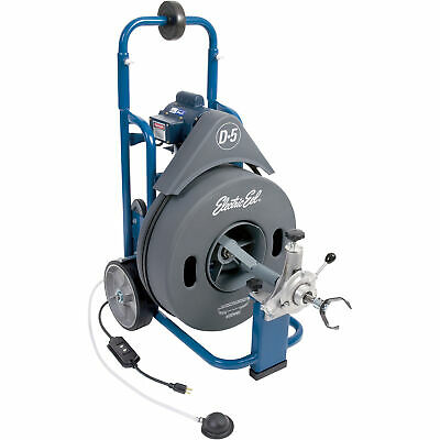 Electric Eel Drum-Style Electric Drain Cleaner #D5K-3/4IC