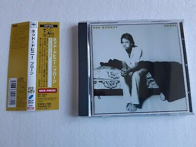 Ned Doheny - Prone Japan CD SICP 8056 with OBI