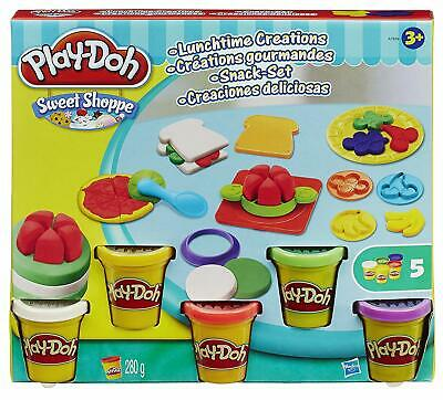 Play-Doh Sweet Shoppe Lunchtime Creations Playset 5 Vasetti