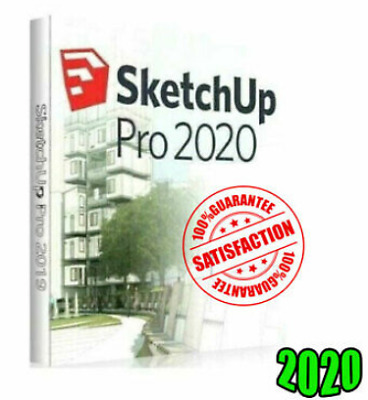 SketchUp Pro 2020 ✔️for Windows 🔑Lifetime activation 🔥email delivery