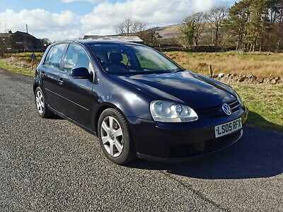 2005 Volkswagen Golf 1.9 Tdi Sport Dsg Automatic Hatchback For Spares Or Repair