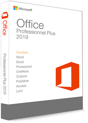 Microsoft Office 2019 Professional Plus✅Genuine License Key Office 2019 Pro Plus