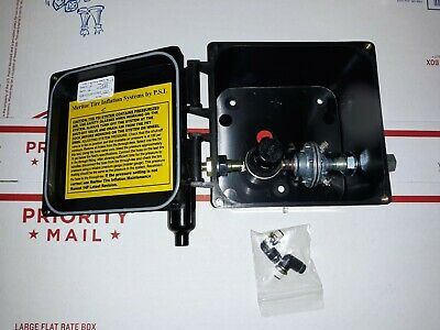 Meritor Tire Inflation System Control Box Assembly 31082-00