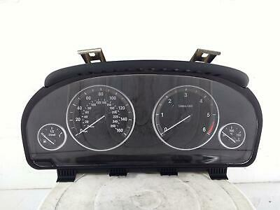 2013 BMW 5 SERIES Diesel Speedometer Clock Cluster 25811511