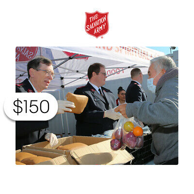 $150 Charitable Donation For: Helping Those Impacted by Crisis