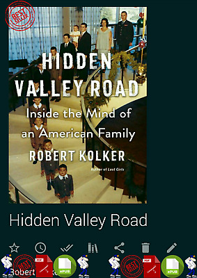 Hidden Valley Road: Inside the Mind of an American Family PDF EPUB