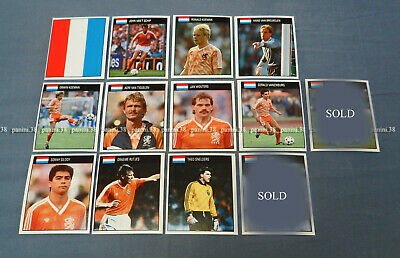 ORBIS 1990 WORLD CUP COLLECTION-#212-SOVIET UNION-VLADIMIR BESSONOV