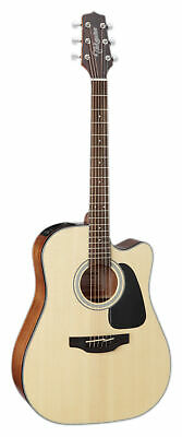Takamine GD30CE Dreadnought Cutaway Acoustic-Electric Guitar - Natural