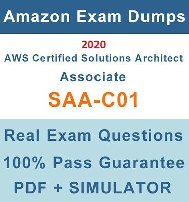 AWS Amazon Certified Solutions Architect - Associate Practice Q&A + Simulator