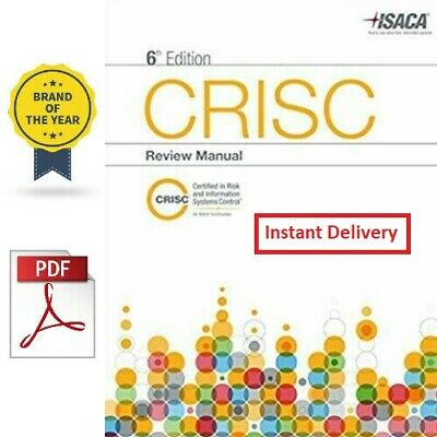 CRISC Review Manual 6th Edition & CRISC Review Questions + Answers 2015 by ISACA