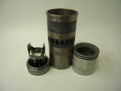 FPDiesel Cylinder Liner, Crosshead Piston Dome, and Piston Skirt *NEW OLD STOCK*