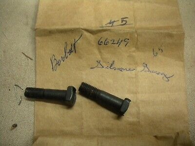 NOS OEM REMINGTON CHAINSAW PL 4 AND OTHERS BAR ADJ SCREW  R1
