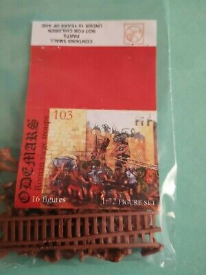 LW HYTTY 1//72 Parthian heavy cavalry 1 VERY RARE SERIE TOY SOLDIERS BAG