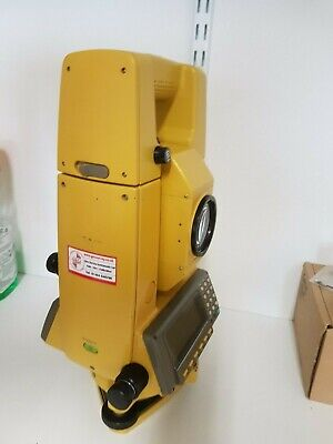 Topcon Gts-502E Total Station Surveying, Calibrated With Warranty