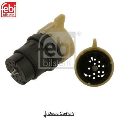 Conductor Plate Auto Gearbox Gearbox//Rear for MERCEDES W203 00-07 CDI Febi