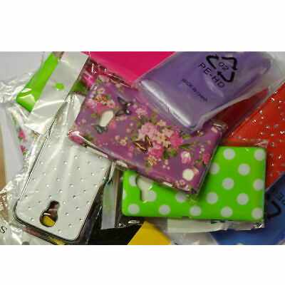 100 Mix Wholesale Job Lot Mobile & Smart Phone Accessories Case Cover