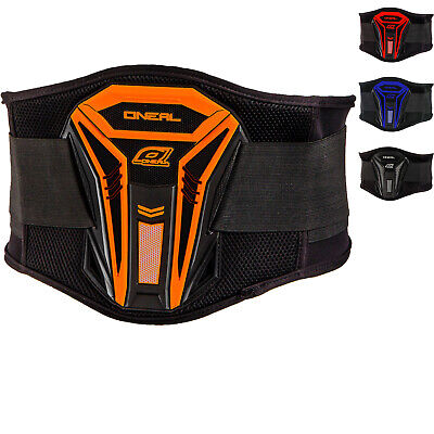 Ceinture lombaire Oneal PXR Motocross S / M petite taille moyenne MX taille réglable lombaire