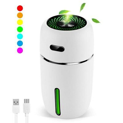 New Room Car Air Purifier HEPA Filter Home Smoke Cleaner Eater Indoor Ozonizer