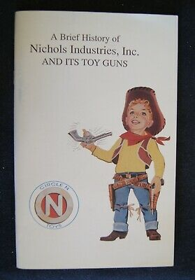 A Brief History of Nichols Industries Inc.Book Autographed by Talley W Nichols