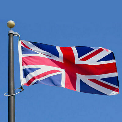 Large Union Jack Flag 3X2 FT UK Event Great Britain  GB Fast Delivery