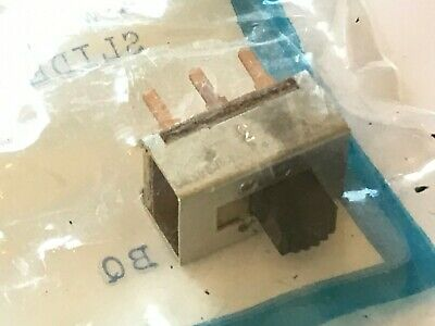 BEST QUALITY CW  MINIATURE SLIDE SWITCH HP SPARE PART 3101-0973  (X1)     fd7m85